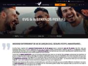 screenshot http://www.eurotripparty.com Enterrement de vie de garçon en Europe