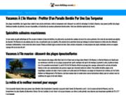 Evaco-holiday-resorts.fr, guide pour passer de beau séjour en Île-Maurice