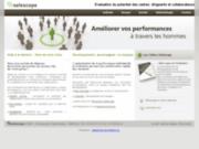 screenshot http://www.evaluation-des-potentiels.fr evaluation des potentiels