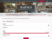 Agence immobiliere Evasion Megève