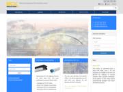 screenshot http://www.ex-industries.com/ accessibilité - ex industries