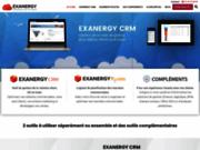 Exanergy CRM : logiciel de gestion et de planification