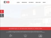 EXO PARTNERS : VoIP pour entreprises