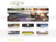 screenshot http://www.exolar.fr Exolar Boutique