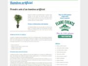 Meuble Teck et Bambou Exotica : Magasin de Meubles