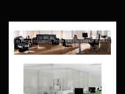 screenshot http://expert-buro.fr agencement de bureaux