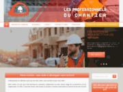 Un site complet sur le sujet de chantier