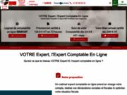 screenshot http://www.expert-comptable-en-ligne.fr expert comptable en ligne