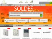 screenshot http://www.expertbynet.fr/ Expert by Net est spécialisé dans la vente de pièces détachées