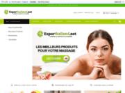 screenshot http://www.exporthailand.net produits naturels depuis 2009
