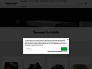 screenshot http://www.exquiseardeche.com exquise ardèche : le meilleur du terroir ardéchois