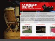 screenshot http://www.exterieur-creatif.fr paysagiste professionnel