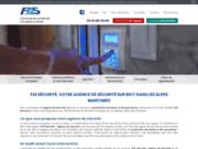 Agence de sécurité F2S à Biot, Nice et Cannes