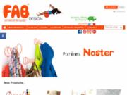 Site officiel de Fab Design