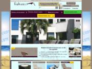 screenshot http://www.fabiance.fr ameublement design et tendance intérieur extérieur