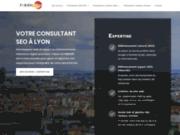 screenshot https://fabien-seo.com/ Consultant SEO à Lyon