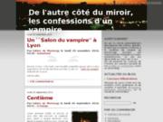 screenshot http://fabien.de-montargy.name/ de l'autre côté du miroir, les confessions d'un vampire