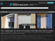 Fabricant volet roulant