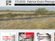 screenshot http://www.fabricegrain.com auteur-photographe