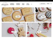 screenshot http://www.fabulous-biscuits.com/ Biscuit artisanal