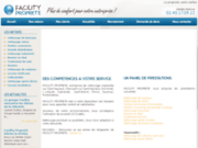screenshot http://www.facility-proprete.fr/ Entreprise de nettoyage à Saint Nazaire
