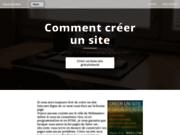 Comment Faire un site Internet - Creer un site