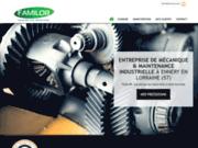 L'entreprise FAMILOR à Ennery, spécialiste de la mécanique industrielle
