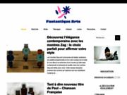 screenshot http://www.fantastique-arts.com fantastique arts