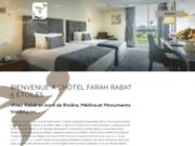 Meilleur hôtel de luxe à cinq étoiles à Rabat