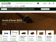 screenshot http://www.farmitoo.com équipement agricole