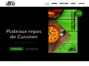 screenshot http://www.fasthoch.fr/ plateaux repas
