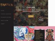 screenshot http://www.favarica.com samuel favarica : création graphique  webdesign à rouen