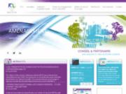 screenshot http://www.fcl.fr/ cabinet de conseil au secteur public fcl