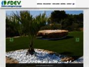 Paysagiste - Création et entretien de jardins et parcs à Lorgues, Var 83