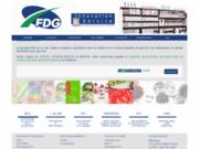 Société de merchandising Groupe FDG
