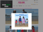 screenshot http://www.fedjoa.com/ tops pour enfant