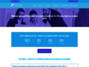 Spécialiste certification ISO - Responsable qualité externalisé