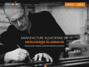 Fabricant de fenêtres en aluminium en Alsace : Novafen
