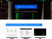 screenshot http://www.ferank.fr web analytics ferank