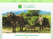 Ferme Equestre de la Fauguière