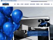 Fermetures BERGER - Spécialiste des fermetures aluminium