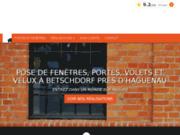Fermetures Vassard : pose de portes et fenêtres à Haguenau