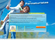 screenshot http://fermeturiste.fr fabricant de portails et d'automatisme