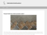 screenshot http://www.ferronnerie-prometallerie-69.com ferronnerie, serrurerie à lyon brullioles rhône 69