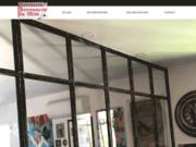 Oeuvres d'art uniques et sur mesure en inox, aluminium et fer forgé, à Six Fours les Plages, Var
