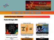 screenshot http://www.festival-bretagne.fr agenda des festivals en bretagne