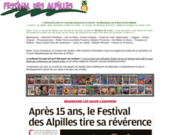 Festival des Alpilles et des Musiques de la terre
