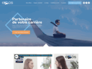 screenshot http://www.fethenmissions.com Société d'intérim