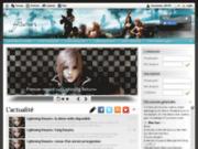 screenshot http://www.ff13univers.com/ ff13univers