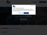 screenshot http://www.ffbatiment.fr fédération française du bâtiment